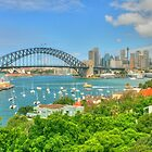 Sydney Harbour .. Sunday arvo .. HDR by Michael Matthews