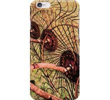 Hay Rake iPhone Case/Skin
