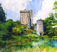 Blarney Castle Ireland by LifePortraits