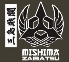 MISHIMA ZAIBATSU by Groatsworth