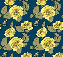 Beautiful Yellow Rose Flowers by sale