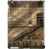 City - Chicago, IL - Ups and downs iPad Case/Skin