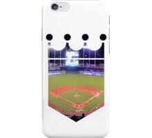 Kansas City Royals Stadium Color iPhone Case/Skin