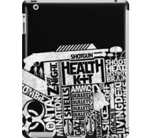 Survival Guide (white) iPad Case/Skin