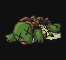 Dead Turtle by LivingDeadPixel