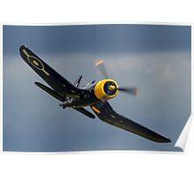 Bent-wing Bird from Phoenix Poster