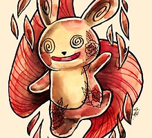 Spinda  by retkikosmos