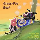 Grass-Fed Beef  by Rick  London