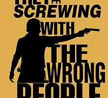 TWD - Screwing with the wrong people by WiseOut