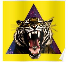 Tiger Triangle Poster