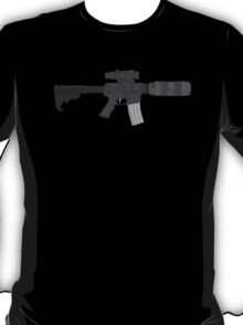 Assault Camera T-Shirt