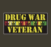 drug war veteran by JamesChetwald