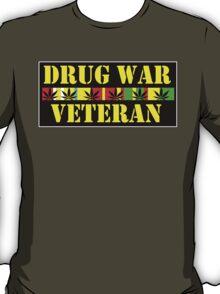 drug war veteran T-Shirt