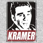 OBEY COSMO KRAMER by newdamage
