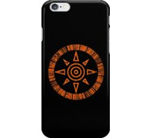 Crest of Courage iPhone Case/Skin