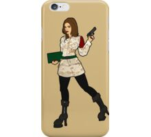 Barracks Duty Pin Up iPhone Case/Skin