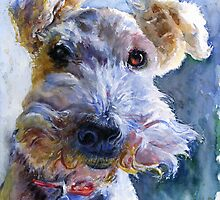 Fox Terrier Full by LifePortraits