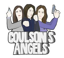 Coulson's Angels by Zoe Swann