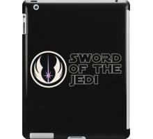 Sword of the Jedi iPad Case/Skin