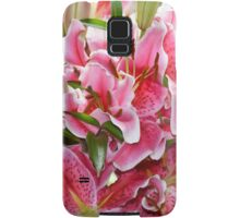 A bunch of Lilies Samsung Galaxy Case/Skin