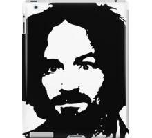 Charles Manson iPad Case/Skin