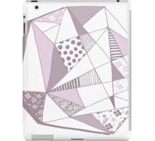 Abstract design iPad Case/Skin