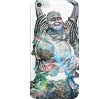 Happy Buddha | Tarantula Nebula iPhone Case/Skin