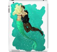 The Siren & the Pirate iPad Case/Skin