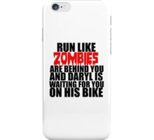 RUN iPhone Case/Skin