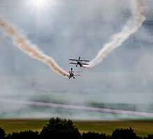 Barnstormers, Late Afternoon Smoking Session! by Chris Lord