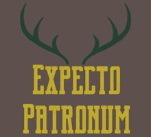 Expecto Patronum Harry Potter by ejnrby