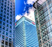 HSBC Tower London by DavidHornchurch