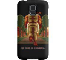 RYU Street Fighter II: The Fight is everything. Samsung Galaxy Case/Skin