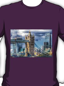 Tower Bridge and the City T-Shirt