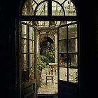Forgotten mansion by JBlaminsky