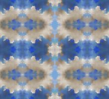 Cloudy Sky Pattern by BarbaraCleland