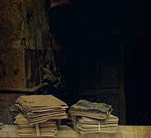 Books and notes by JBlaminsky