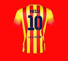 messi t shirt by davhid