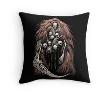 The Gravelord v.2 Throw Pillow