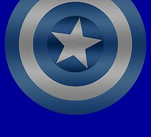 Captain America Stealth Shield by TeamPineapple