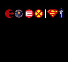 Coexist... So many worlds, why choose just one? by TeamPineapple