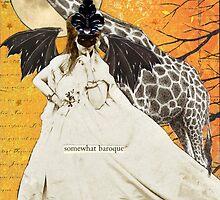 Baroque Masquerade Ball by WinonaCookie