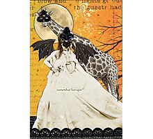 Baroque Masquerade Ball Photographic Print