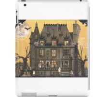 Moribund Manor - Haunted House iPad Case/Skin