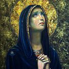 Mary Paintings by Tahnja