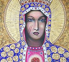 The Black Madonna by Tahnja