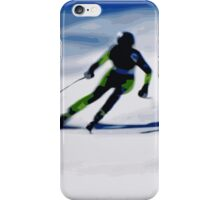 Giants Slalom 3 iPhone Case/Skin