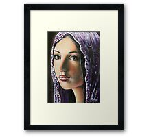 Our Lady of India Framed Print