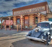 Silverton Hotel, NSW by Adrian Paul