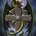 Celtic Dragon by Daniel Ranger